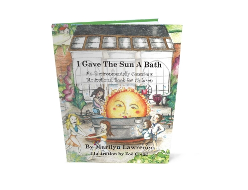 Marilyn Lawrence I Gave the Sun A Bath Design