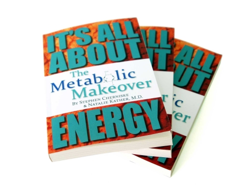 The Metabolic Makeover Book Design