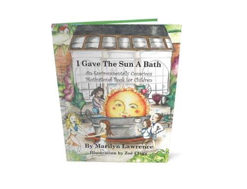 Marilyn Lawrence I Gave the Sun A Bath Design